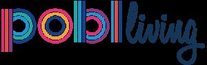Pobl Living Colour Logo